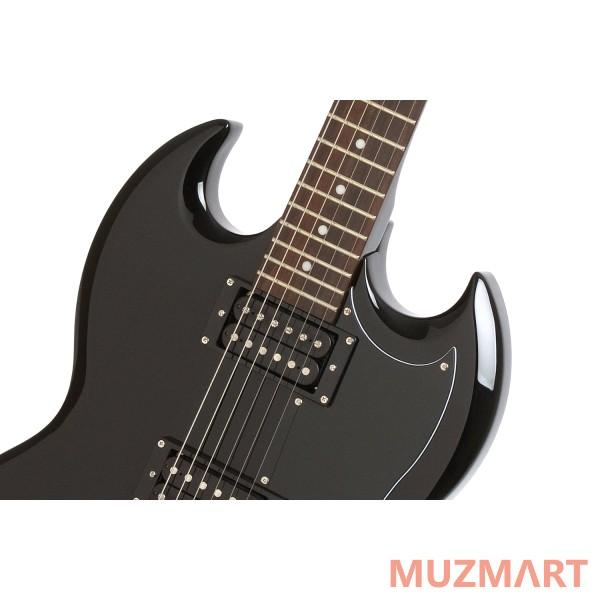 epiphone sg special electric guitar ebony № 277547