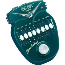 Danelectro DJ14 Fish & Chips 7 Band EQ педаль эквалайзер
