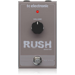 TC electronic RUSH BOOSTER Педаль бустер