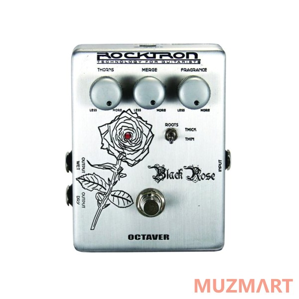 Rocktron Black Rose Octaver Педаль эффектов OCTAVER