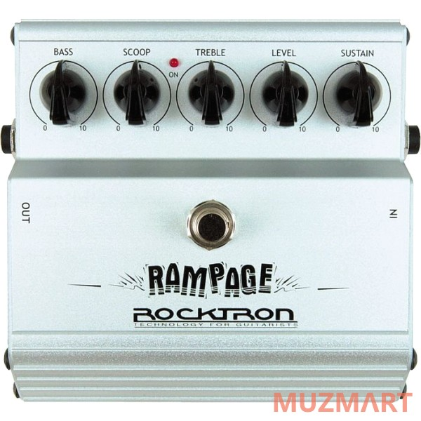 Педаль эффектов дисторшн Rocktron Rampage Distortion
