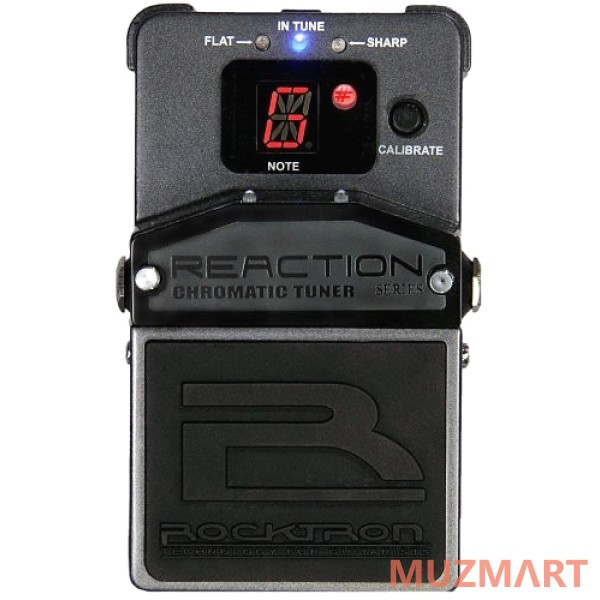 Педаль тюнер Rocktron Reaction Tuner