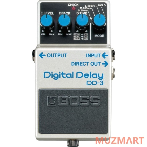 Педаль для электрогитары Delay Boss DD-3 Digital Delay
