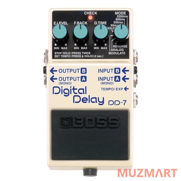 Педаль Delay Boss DD-7 Digital Delay