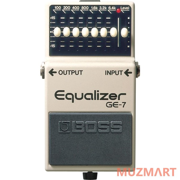 Педаль для электрогитары Boss GE-7 Equalizer