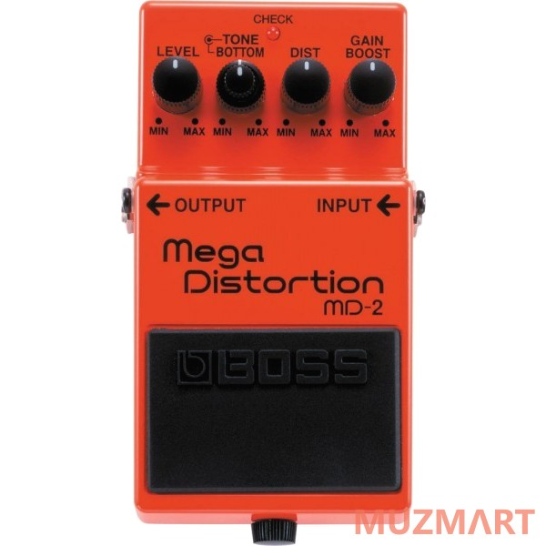 Педаль для электрогитары Boss MD-2 Mega Distortion