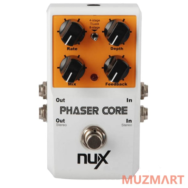 Педаль эффектов NUX Phaser Core