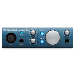 PreSonus AudioBox iOne Аудиоинтерфейс для РС (Win7 x64) или МАС