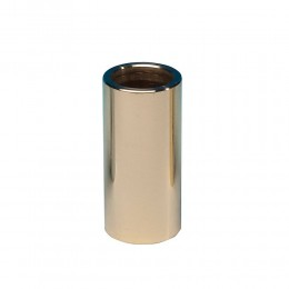 Fender BRASS SLIDE 2 FAT LARGE Латунный слайд