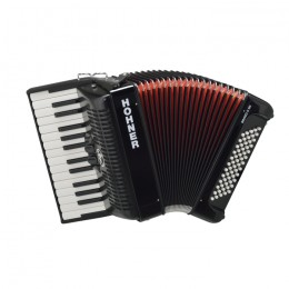 Hohner The New Bravo II 60 (A16961) Black Аккоррдеон 1/2